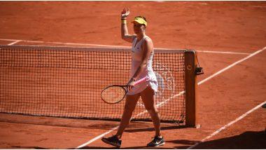French Open 2021: Anastasia Pavlyuchenkova Reaches First Grand Slam Final After Beating Tamara Zidansek