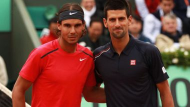 Rafael Nadal vs Novak Djokovic, French Open 2021 Semi-Final: Here's a Look at the Last Five Matches Between the Two Tennis Stars