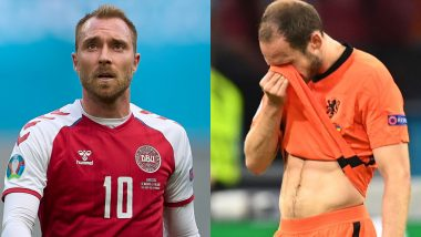 Daley Blind Was Ready To Miss Netherlands' Euro 2020 Opener Against Ukraine After Christian Eriksen Collapsed