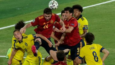 Euro 2020: Spain and Sweden Play Out Frustrating Goalless Draw