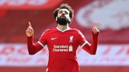 Liverpool Wish Forward Mohammed Salah on His Birthday With Twitter Post