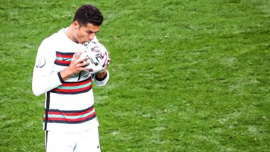Is Cristiano Ronaldo Playing Tonight Against Germany?