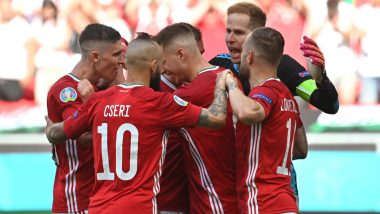 HUN vs FRA UEFA Euro 2020: Resilient Hungary Snatch a Point vs France in Group F Clash
