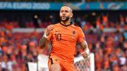 Barcelona Sign Dutch Striker Memphis Depay on a Free Transfer, Make Fourth Signing