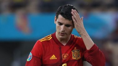 Euro 2020: Spain Struggling To Keep Up With Weight of Expectations, Says Alvaro Morata