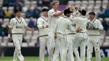 IND vs NZ WTC Final 2021: Kyle Jamieson Stars With Five Wickets As Kiwis Bowl Out India for 217