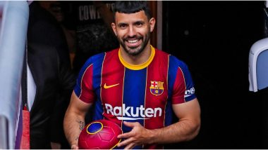 Barcelona Best Club in the World: Pep Guardiola's Last Words to Sergio Aguero Before Manchester City Exit