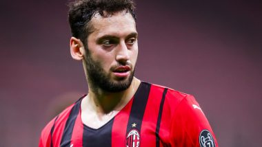 Hakan Calhanoglu Joins Serie A Champions Inter From AC Milan