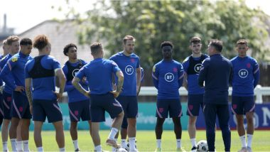 How To Watch England vs Austria Live Streaming Online in India? Get Free Live Telecast of International Friendly Match & Football Score Updates on TV