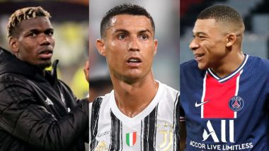 Cristiano Ronaldo Transfer News: PSG Keen To Sign Portuguese Superstar, Manchester United Interested in Player Swap Deal