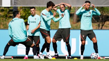 How To Watch Spain vs Portugal, Live Streaming Online International Friendly: Get TV Channels to Watch in India and Free Telecast Time in IST