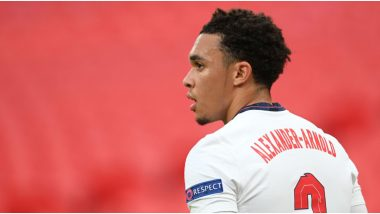 Trent Alexander-Arnold 'Gutted' After Missing Euro 2020 With Knee Injury