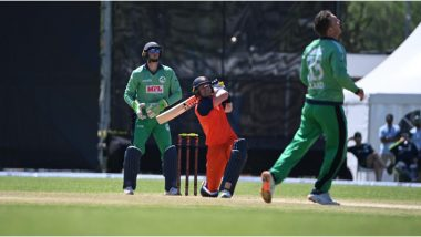 Netherlands vs Ireland Live Streaming Online: How To Watch Free Live Telecast of Third ODI Match in India?