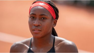 Coco Gauff vs Ons Jabeur, French Open 2021 Live Streaming Online: How to Watch Free Live Telecast of Women's Singles Tennis Match in India?