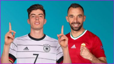 How To Watch Germany vs Hungary UEFA Euro 2020 Live Streaming Online in India? Get Free Live Telecast Of GER vs HUN European Championship Match Score Updates on TV