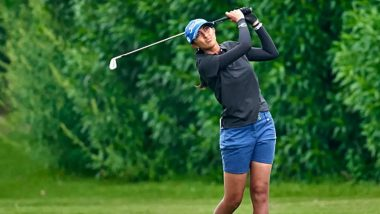 Aditi Ashok, Diksha Dagar at Tokyo Olympics 2020, Golf Live Streaming Online: Know TV Channel & Telecast Details for Women's Individual Stroke Play Round 1 Coverage