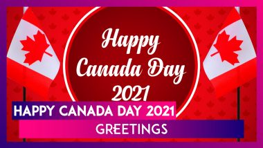 Canada Day 2021 Greetings: Send Your Loved Ones Happy Canada Day Images and Lovely WhatsApp Messages
