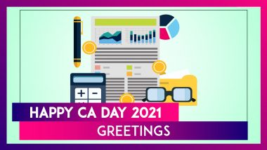 National CA Day 2021 Wishes, WhatsApp Messages And Greetings To Send to Chartered Accountants' Day
