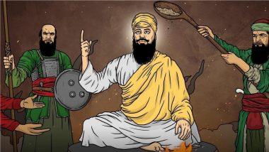 Guru Arjan Dev Ji Martyrdom Day 2021: Five Things To Know About the Fifth Guru of Sikhs on His Shaheedi Diwas