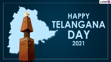 Telangana Formation Day 2021: 11 Interesting Facts You Need To Know About Telangana In Celebration of The Statehood Day