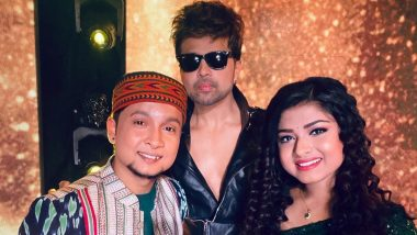 Indian Idol 12: Himesh Reshammiya To Launch Contestants Pawandeep And Arunita Kanjilal With Their First Song, Tere Bagairr