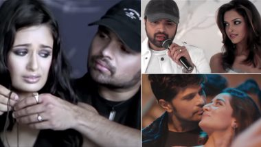 Himesh Reshammiya Throwback! From Deepika Padukone to Yuvika Chaudhary – 5 Actresses Who Appeared in Composer's Debut Album Aap Kaa Surroor (Watch Videos)