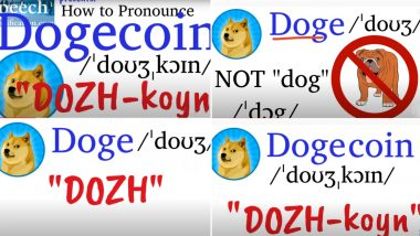From Dogecoin to Charcuterie, Here Are Most-Searched 'How to Pronounce' Terms Past Month, Learn The Pronunciation With These Videos