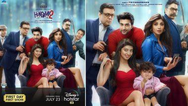 Hungama 2 Twitter Review: Netizens Call Shilpa Shetty, Meezaan Jafri's Film a Disaster