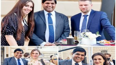 Business News   Indian Companies to Explore Health and Innovation Opportunities in Russia