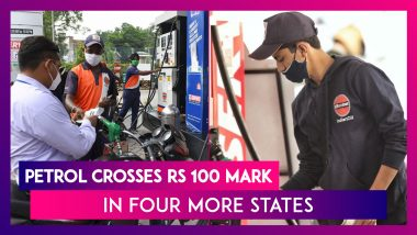 Fuel Price Over The Weekend Takes Petrol Across Rs 100 Mark In Four More States