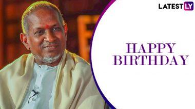 Ilayaraja Birthday Special: Aye Zindagi, Cheeni Kum, Piddly Si Baatein - 5 Hindi Hits Composed by the Music Maestro!