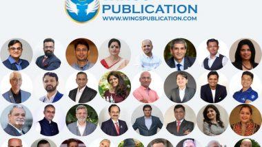 Business News   Wings Publication Proudly Announces Book Launches of Elite Authors