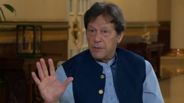 Pakistan PM Imran Khan Says 'If a Woman Is Wearing Very Few Clothes, It Will Have an Impact on Men, Unless They're Robots' (Watch Video)