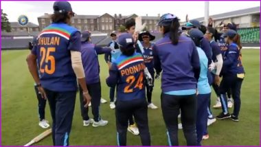 England Women vs India Women Live Cricket Streaming of 2nd T20I 2021: Watch Free Telecast of ENG W vs IND W on Sony Ten1 & SonyLiv Online