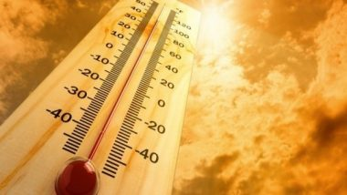 Rajasthan: Heat Wave Conditions Prevailed in Several Parts; at 44.5 Degree Celsius Sriganganagar Records Highest Temperature, Says MeT Department Official