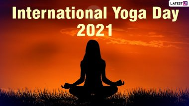 International Yoga Day 2021: Top 5 Weight Loss Apps To Try Out