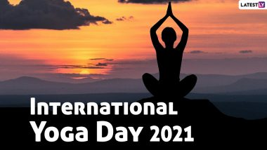 International Day of Yoga 2021 Date & Theme: Know History, Significance and Other Important Details Related to The Day Celebrating The Ancient Indian Practice of Yoga
