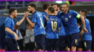 Italy vs Switzerland, UEFA Euro 2020 Live Streaming Online & Match Time in IST: How to Get Live Telecast of ITA vs SUI on TV & Free Football Score Updates in India