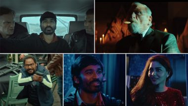 Jagame Thandhiram Trailer: Dhanush And Aishwarya Lekshmi's Gangster Movie Goes All Guns Blazing From Tamil Nadu To London (Watch Video)