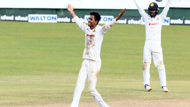Sports News | Hasan Ali and Lankan Debutant Jayawickrama Among ICC's Player of the Month Nominees for May