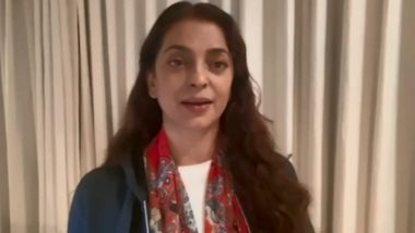 Juhi Chawla Talks About the Repercussions of 5G Network, Says 'Radiation Will Increase Exponentially' (Watch Video)