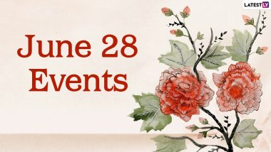 June 28, 2021: Which Day Is Today? Know Holidays, Festivals and Events Falling on Today's Calendar Date