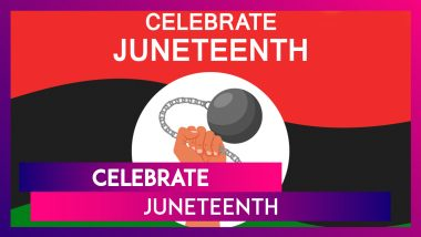 Celebrate Juneteenth 2021 With These Inspirational Quotes, WhatsApp Messages and Images on June 19