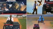 Khatron Ke Khiladi 11 Promo: Rohit Shetty Climbs a Helicopter From a Moving Car As He Invites You to the Battleground (Watch Video)