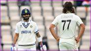 IND vs NZ WTC Final Day 2 Stat Highlights: Virat Kohli, Ajinkya Rahane Help India Rebuild
