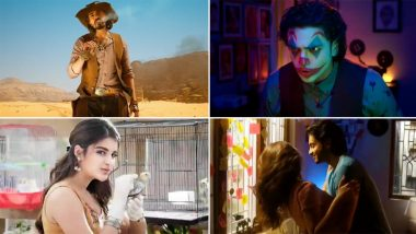 Hero: Mahesh Babu's Nephew Ashok Galla and Nidhhi Agerwal's Telugu Film's Title Teaser Out (Watch Video)