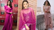 Kajal Aggarwal Birthday Special: 5 Outfits Worn by the Actress That Prove Pink Is Her Colour