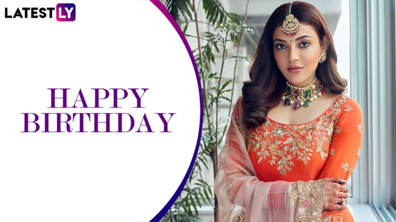 Kajal Aggarwal Birthday: Did You Know That the South Actress Made Her Debut With a Bollywood Film Starring Aishwarya Rai? (Watch Video)