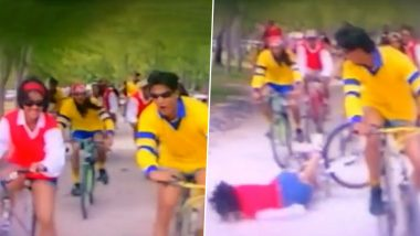 World Bicycle Day 2021: Kajol Sends Wishes to Fans With a Quirky Kuch Kuch Hota Hai Clip!