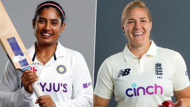 England Women vs India Women One-Off Test 2021: From Mithali Raj to Katherine Brunt, 5 Players to Watch Out for During ENG-W vs IND-W at Bristol County Ground